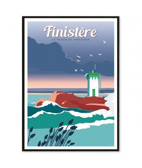 Affiche Finistère