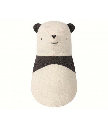 Hochet en coton - Panda