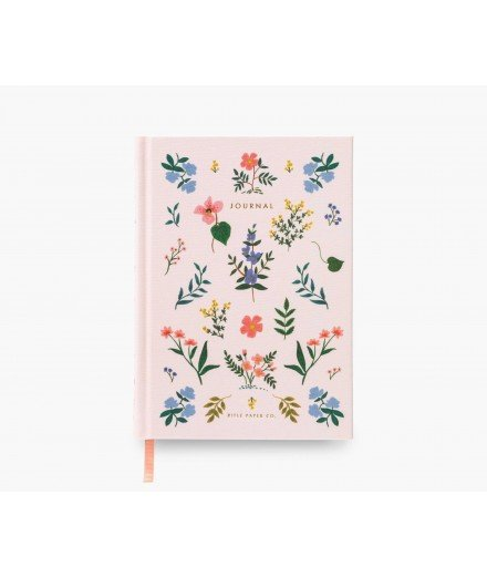 Journal Wildwood - Rose