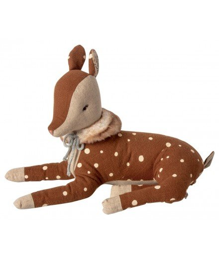 Peluche bambi couché - Maileg