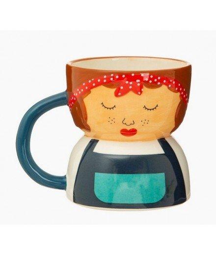Mug en céramique Libby