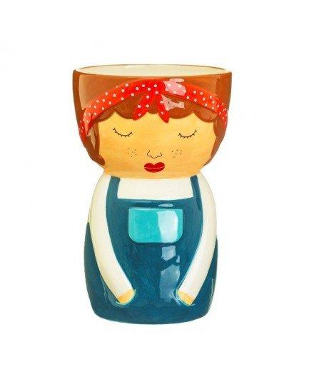 Vase en céramique Libby
