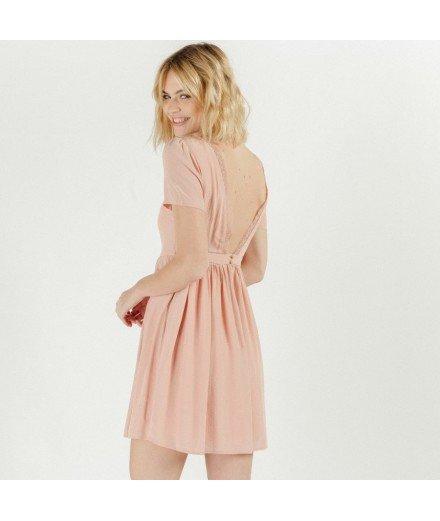 Robe Harmony - Rose pâle