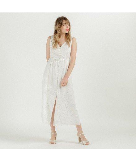 Robe Maya - Blanc