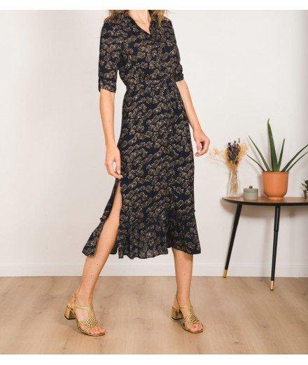 Robe longue Dancourt