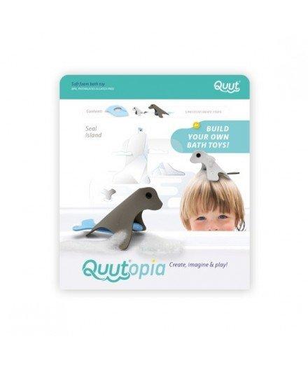 Puzzle de bain 3D - Ile aux phoques