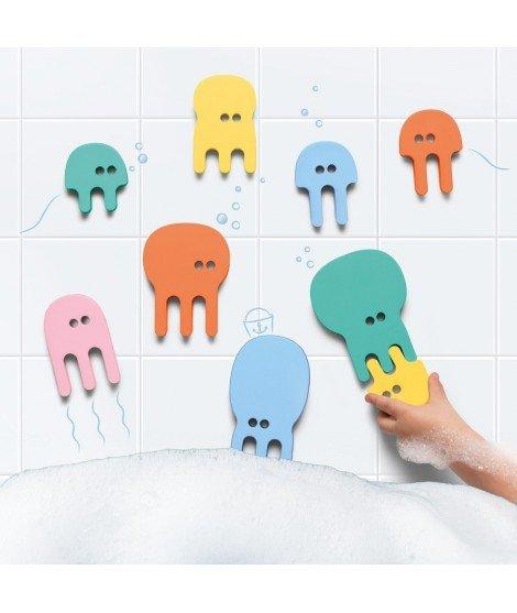 Puzzle de bain 3D - Méduses