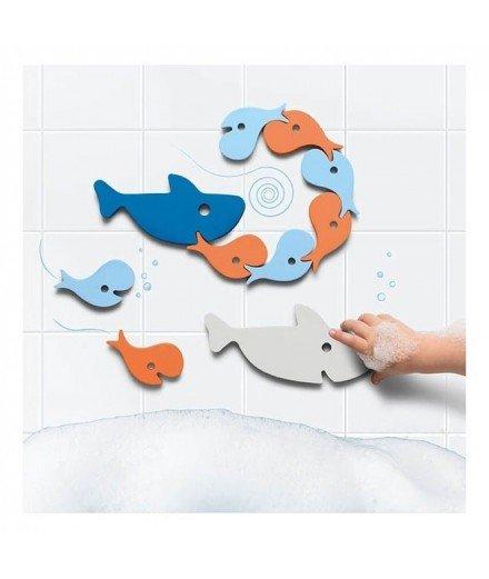 Puzzle de bain 3D - Requins