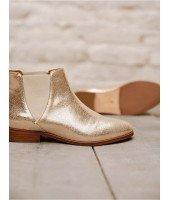 Boots La Londonienne - Doré