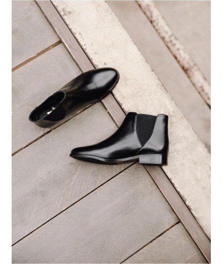 Boots La Londonienne - Noir intense