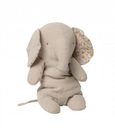 Peluche Eléphant gris - Maileg