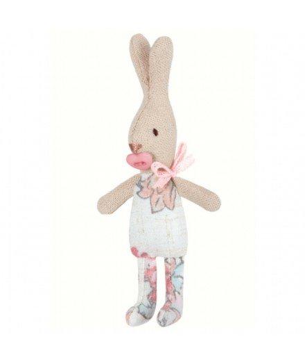 Poupée lapin - bébé fille Maileg