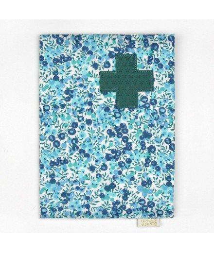 Protège carnet de santé Liberty - Milo