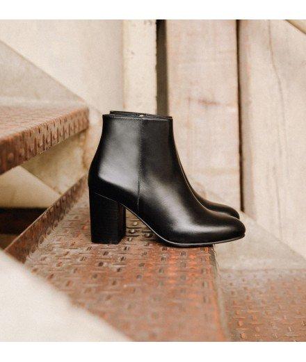 Boots la Divine - Noir Intense