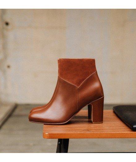 Boots l'étonnante - Cognac