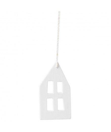 Décoration pour sapin en céramique - Maison résidentielle