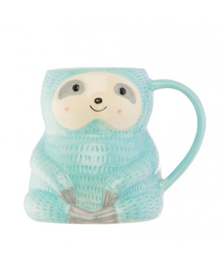 Grand mug Paresseux Sass & belle (mymy)