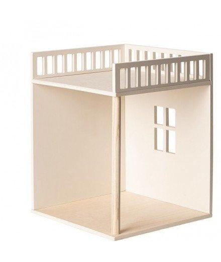 Extension en bois pour maison de poupée - Maileg (malo)