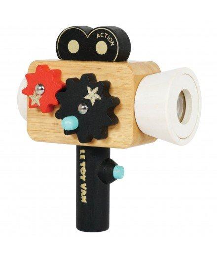 Caméra en bois - Hollywood ( à faire)