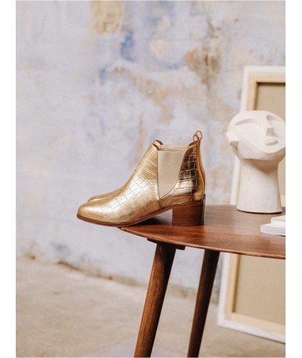 Boots Soho - Doré Féroce