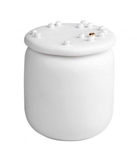 Grande boîte à café en céramique