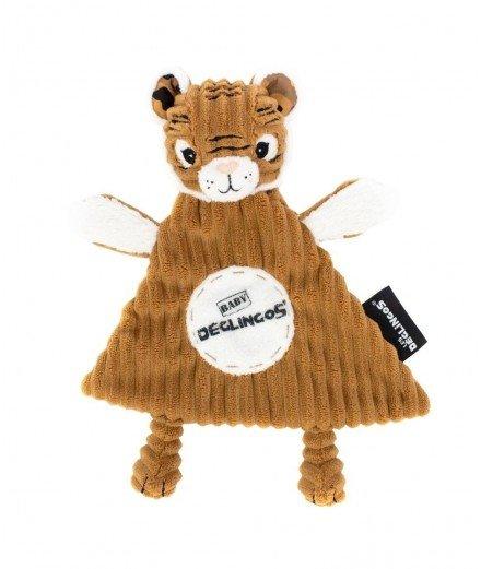 Doudou - baby spéculos le tigre