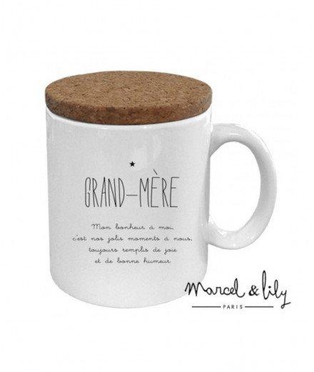 """Mug """"Grand mère"""""""