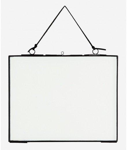 Cadre en laiton noir - 20 x 25 cm