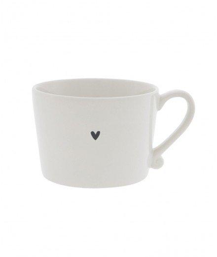 Mug en porcelaine - Coeur