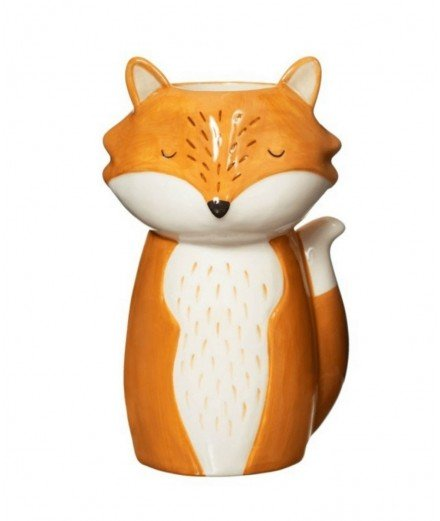 Vase renard