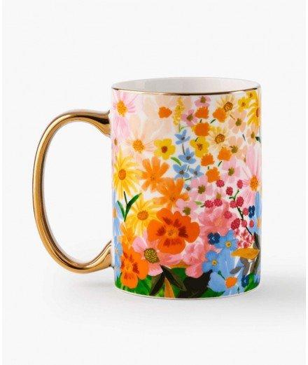 Mug en porcelaine - Marguerite