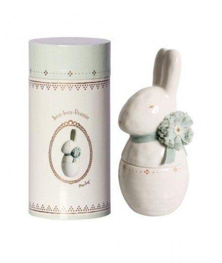 Boite en porcelaine Lapin Bonnie (malo)