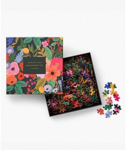 Puzzle 500 pièces - Garden Party (LM VAnnes)