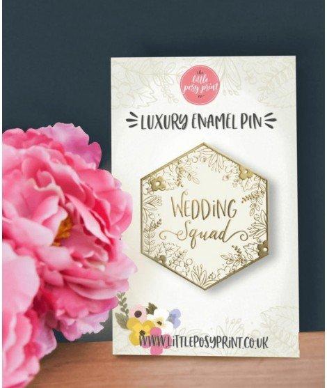 Pin's Wedding squad