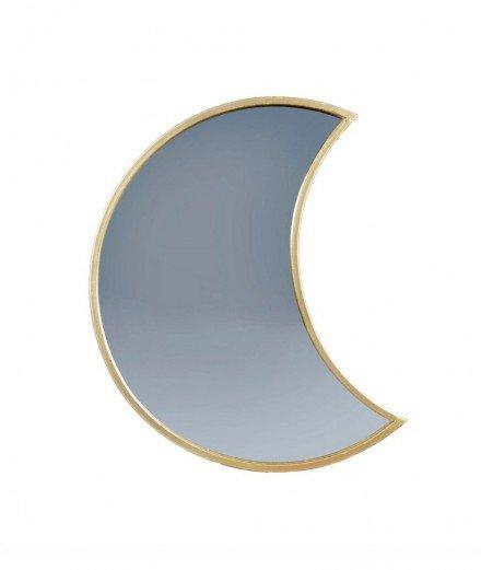 Miroir à suspendre - Lune