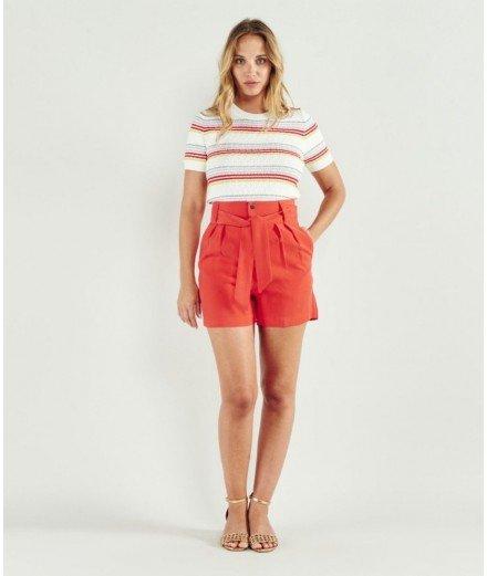 Short Marion - Corail