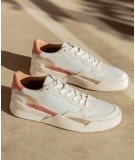 Sneakers La Beverly - Vieux rose