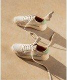 Sneakers Beverly - Vert menthe