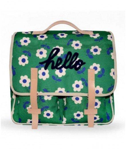 Cartable large pour enfant - Hello Simone - jojo factory - cartable primaire
