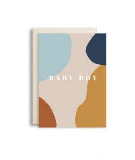 Carte Baby Boy