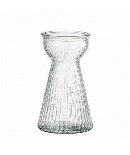 Vase en verre au design vintage - Adriane