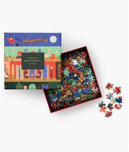 Puzzle 500 pièces - The night before Christmas