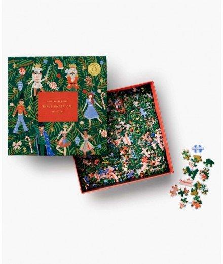 Puzzle 500 pièces - Nutcracker - Casse Noisette