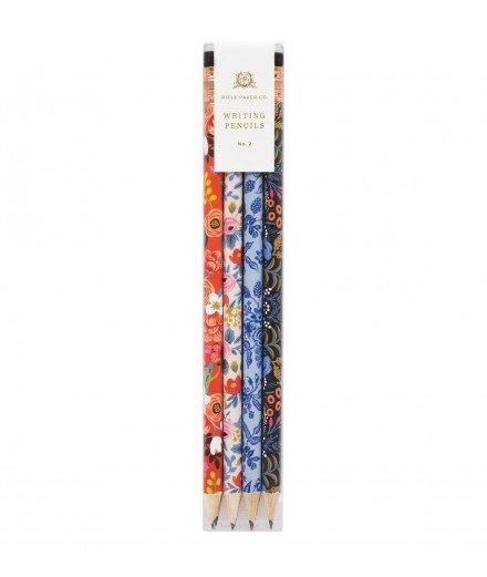 Set de crayons Floral