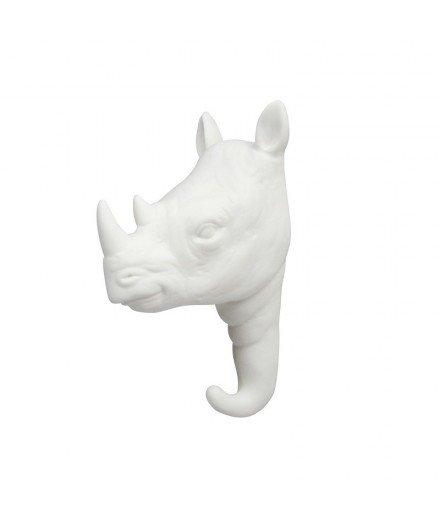 Patère Rhinocéros