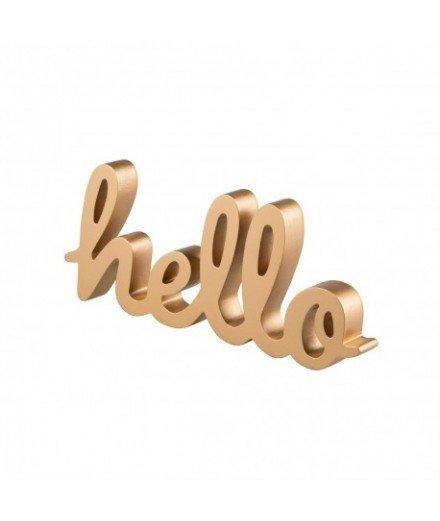"Lettrage ""Hello"""