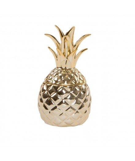 Boîte Ananas doré