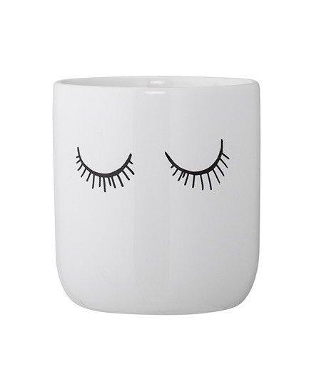 Pot Audrey en céramique - Bloomingville