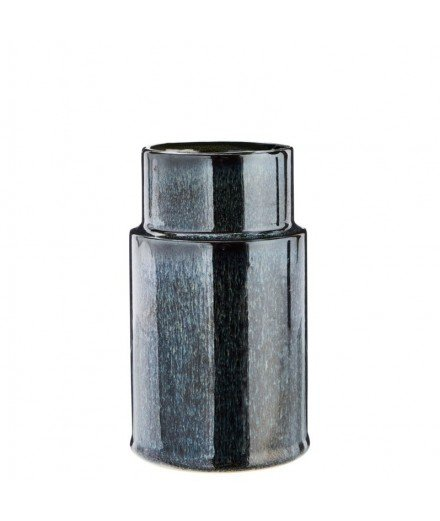 Vase bleu profond - Petit