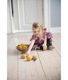 Hochet en crochet - Citron